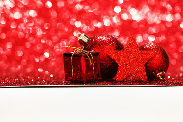 Christmas gift and decoration