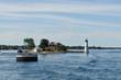Rock Island Lighthouse, Thousan Islands, NY - 74896964