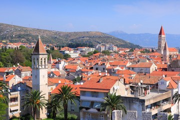 Trogir Old Town in Croatia