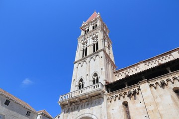 Trogir Cathedral in Croatia