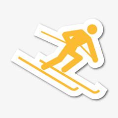 Logo ski.