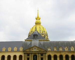monument des invalides,à paris