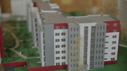 model apartment buildings