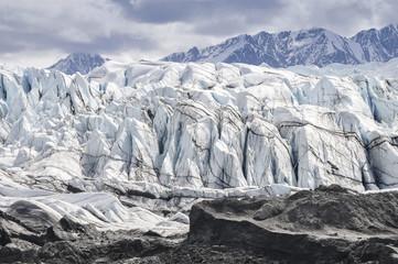 Matanuska Glacier in Alaska (USA)