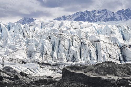 Matanuska Glacier in Alaska (USA) - 74903505