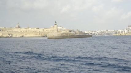 the beautiful capitol of Malta, Valletta
