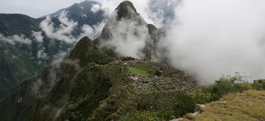 Cité de Macchu Picchu, Perou