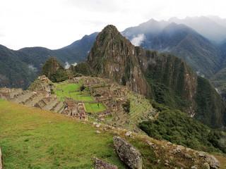 Site du Macchu Picchu