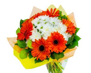 bouquet of gerbera