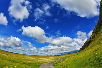 The day in Iceland