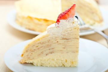 crepe pancake cake