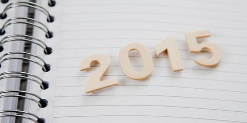 2015 sur cahier a spirales