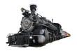 USA - Old steam train (Durango / Colorado)
