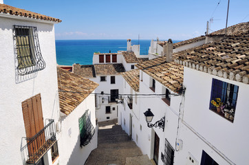 Altea - coastal town in Costa Blanca