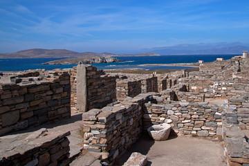Ruinen von Delos