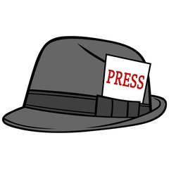 Journalist Hat