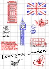 love you London
