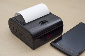 Smartphone Printer
