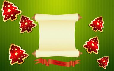 Новогоднее письмо Деду Морозу