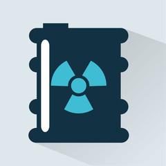 barrel radioactive