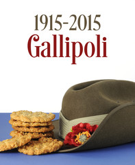Australian Gallipoli Centenary, WWI, April 1915, tribute