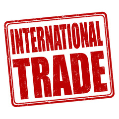 International trade stamp