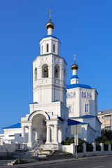 St. Paraskeva Church in Kazan, Russia
