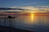 Fototapety Coucher de soleil sur l'océan