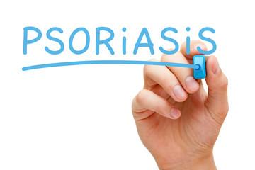 Psoriasis Blue Marker