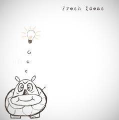Fresh idea art