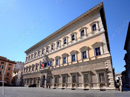 Papiers peints Rome Palazzo Farnese, Roma
