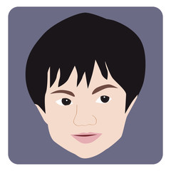 Man Face 9