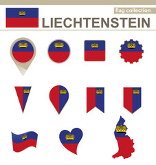 Liechtenstein Flag Collection