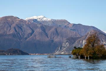 Lago Maggiore in piena 2014