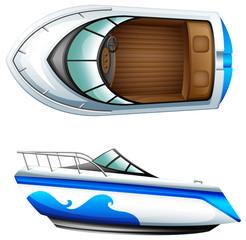 A transportation vessel