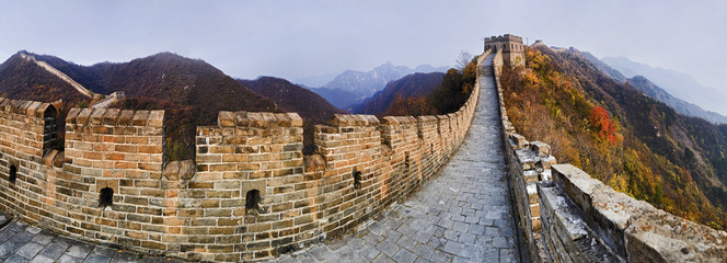 CN Great Wall 9 Vert Panorama
