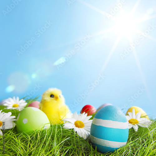Easter composition - 74943764
