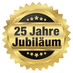 25 Jahre Jubiläum