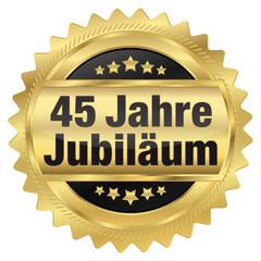 45 Jahre Jubiläum