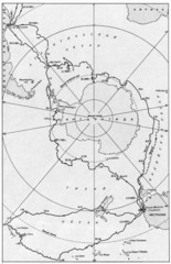 Bellingshausen, Antarctica explorations, 1819-21
