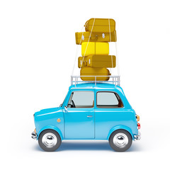 small car adventure side