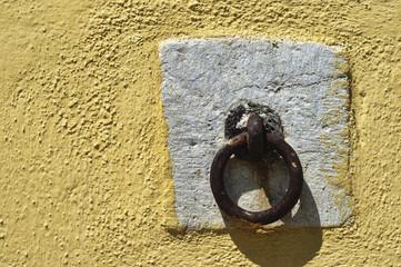 anello di ferro