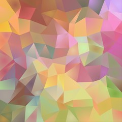 Abstract Background Of Multicolored Triangles