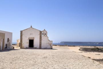 white old church