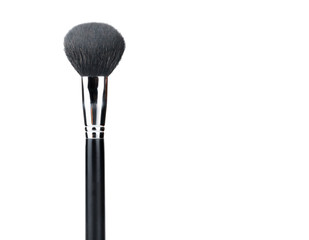 Isolated brush set makeup