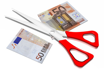 50 Euro Forbici