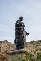 スペイン コルドバ セネカ像