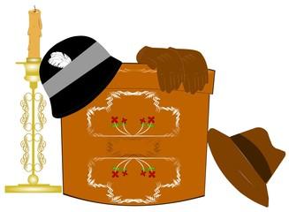 hat box concept
