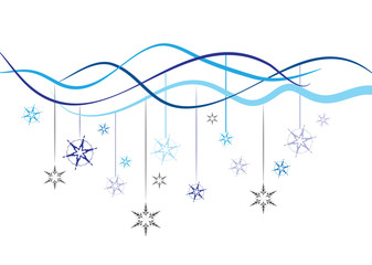 Christmas holiday background - vector