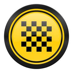 chess icon, yellow logo,